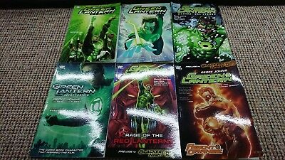 DC Comics Green Lantern 19 book collection TPBs & Hardcovers Geoff Johns New 52