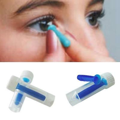 Contact Lens Remover Portable Contact Lenses Insert Suction Holder Stick Tools