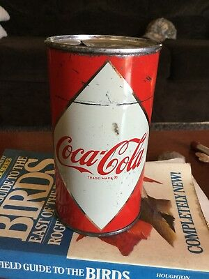 Coca Cola Flat Top Can