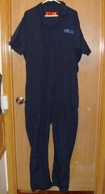 CP40NV6 XL RG RED KAP Navy Classic Contractor Coverall 8 POCKETS