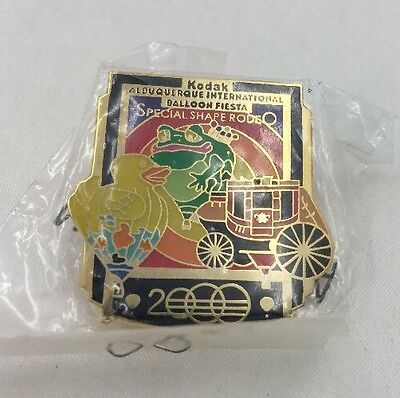 2000 Albuquerque International Balloon Fiesta OFFICIAL Special Shapes Pin