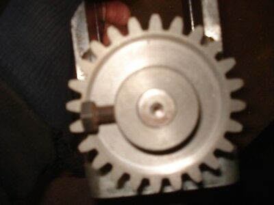 MAGNETO DRIVE GEAR for an Amanco / Associated 4 Mule-Team 4HP open crank engine.