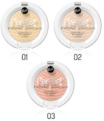 Poudre Perfect strobing highlighter (3 teintes)