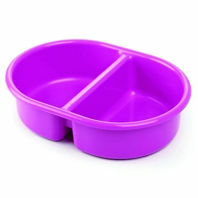 The Neat Nursery Co. Baby / Infant Oval Top N Tail Bath Wash Cleaning Bowl Pink