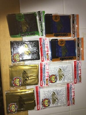 Yugioh Card Sleeves (50 Ct.) 5DS