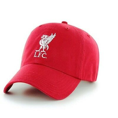 Liverpool F.C. Official & Licensed Adult Baseball Cap - Red