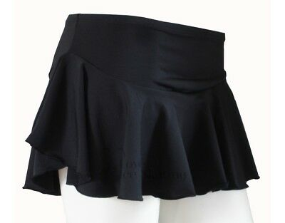 Chloe Noel Flare Skirt Ice Skating  Black Adult Small 8 RRP £24.99
