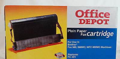 Brother Intelli Fax Cartridge  PC-401 Factory Sealed New