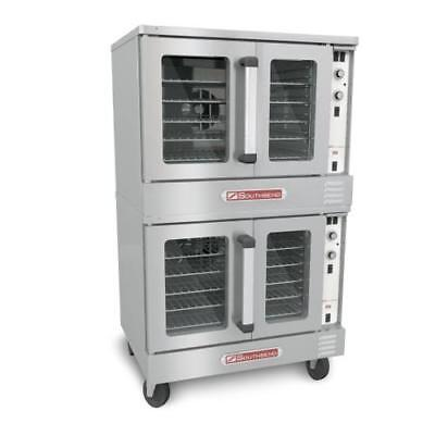 Southbend Convection Oven Double Silver Series SLGS/22SC