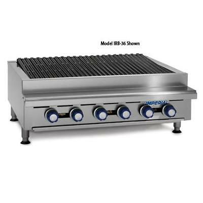 Imperial - IRB-48 - 48 in Radiant Gas Charbroiler Grill
