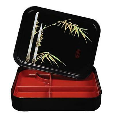 GET Enterprises - 171-F - Fuji 5-Comp Bento Box - 1 Dozen