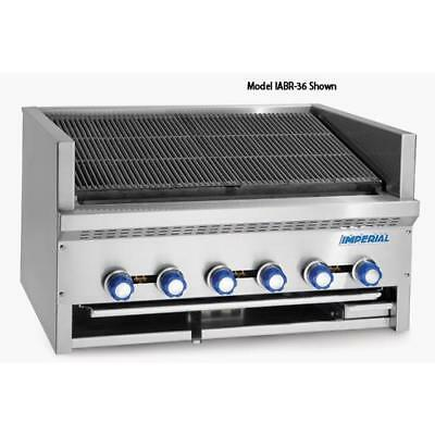 Imperial - IABR-24 - 24 in Radiant Countertop Steakhouse Char Broiler Grill