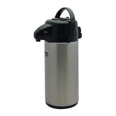 Winco - APSP-925 - 2 1/2 L Stainless Steel Lined Airpot