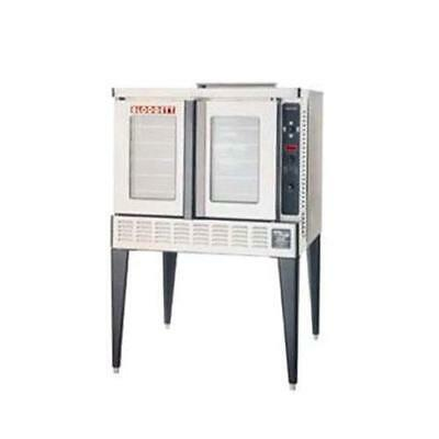 Blodgett - DFG-200 Single - Gas Single Deck Bakery Depth Convection Oven