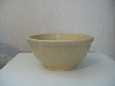 Antique Rare R.R.P. Co. Roseville Mixing Nesting Bowl 10 inch # 207