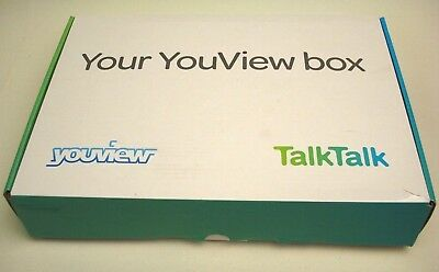 HUAWEI TalkTalk DN360T BOX YOUVIEW FREEVIEW PAUSE & CATCH UP TV NEW & UNUSED
