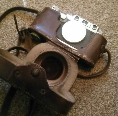 Working EXC. LEICA llla Body + Case