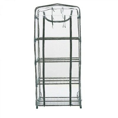 FlowerHouse PlantTower 1 ft. 7 in. x 2 ft. 3 in. Greenhouse
