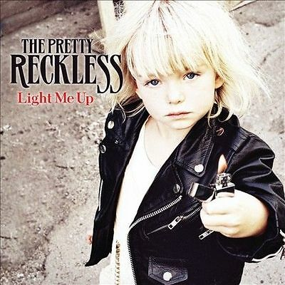 Light Me Up Cd The Pretty Reckless Brand New Sealed