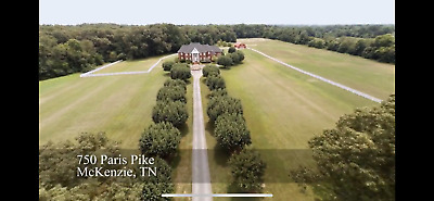 Home on 12 Acres, Barn, Fenced In, Pool, 6,700 sq ft. 7 bedrooms 6 bathrooms