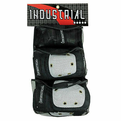 Industrial Pad Set 3 in 1 with White Cap - Medium