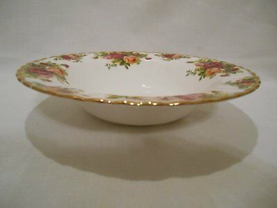 ROYAL ALBERT Old Country Roses Soup Bowl - England - £13.41 ...