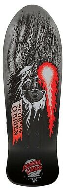 "Santa Cruz - O'Brien Reaper Metallic Fade 9.85"" Reissue Skateboard Deck"