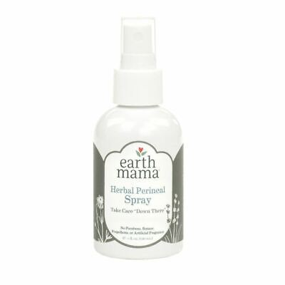Earth Mama Herbal Perineal Spray for Pregnancy and Postpartum - 4 fl oz