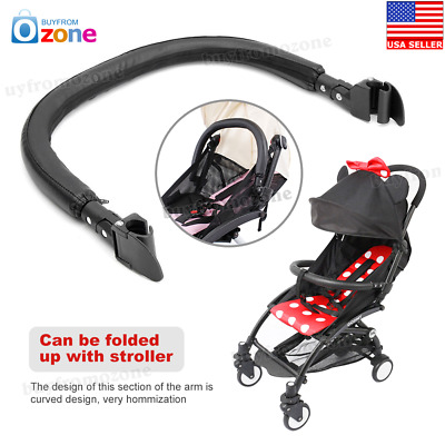 Universal Baby Trolley Bumper Bar Stroller Armrest Accessories For Baby