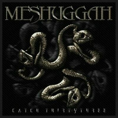 Meshuggah - Catch 33 Patch