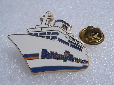 Pin's Brittany Ferries Pichard