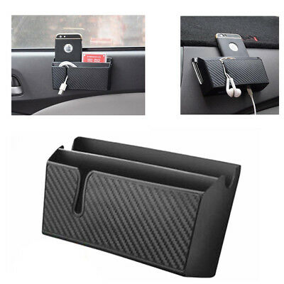 Universal Cars Accessories Phone Organizer Bag - W/ Charging hole Easy to Charge