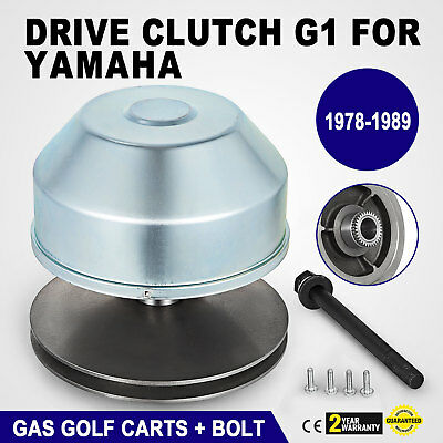 Yamaha Primary Drive Clutch G1 1978-1989 2 Cycle Stroke 9038 CP-94Y1 J10-46210