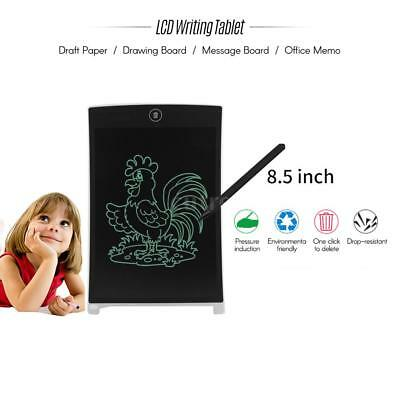 LCD Writing Tablet 8.5'' Digital Schreiben Zeichnung Pad Memo Hand Message Board