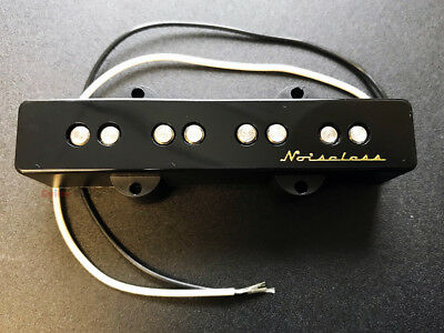Fender Jazz Bass® Deluxe Noiseless™ Pickup, Bridge