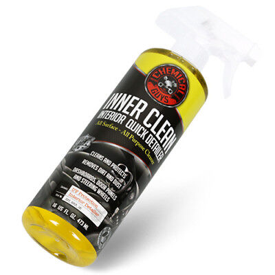 Chemical Guys Inner Clean InnerClean INTERIOR QUICK DETAILER & PROTECTANT