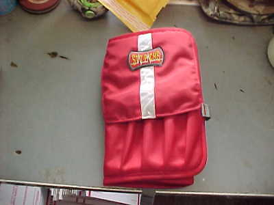 STAT PACKS IV MED POUCH Clear window with hanging strap MILITARY FIRST AID