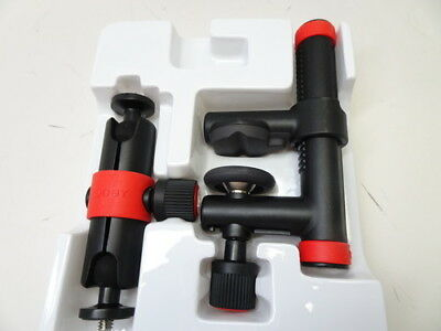 JOBY Action Clamp and Locking Arm for GoPro and Sports Action Video Camera..
