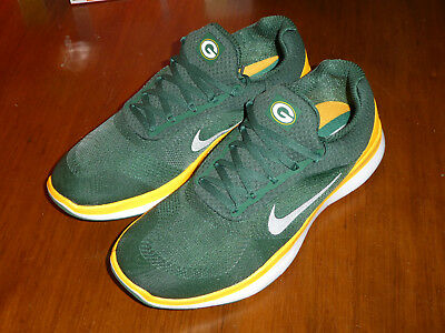8ee160b0a0675 Nike Free Trainer V7 NFL shoes mens new AA1948 301 Green Bay Packers  trainers