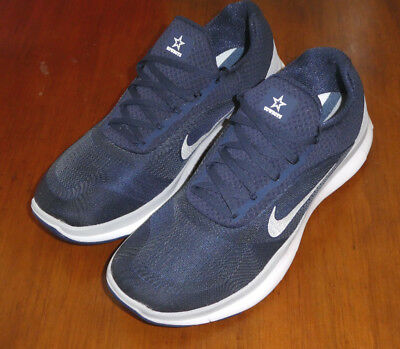 7535f93442c76 Nike Free Trainer V7 NFL shoes mens new AA1948 405 Dallas Cowboys trainers  blue