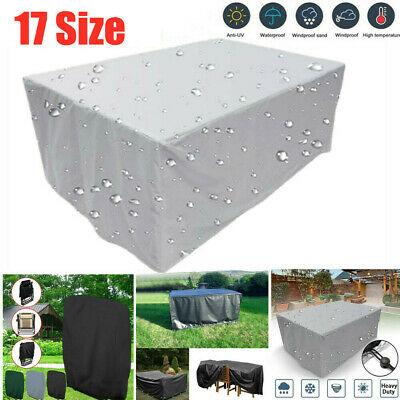 Garden Patio Cover Furniture Set Waterproof Cube Table Outdoor Covers