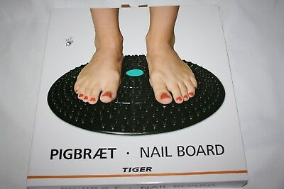 TIGER Nail Board of Feet / Chinese Massage / Foot Pain Relief / Acupressure Dome