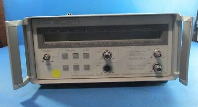 Hewlett Packard Agilent 5347A  Microwave Counter/Power Meter - USED