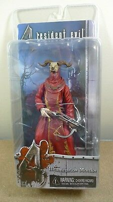 Neca resident evil 4 los illuminados monks red robe capcom action neca resident evil 4 los illuminados monks red robe capcom action figure ps3 ps4 aloadofball Image collections