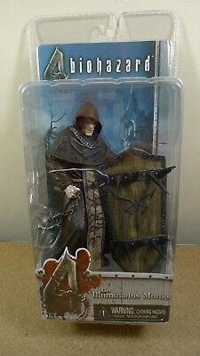 Neca resident evil 4 los illuminados monks shield monk capcom action neca resident evil 4 los illuminados monks shield monk capcom action figure ps3 aloadofball Image collections