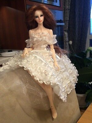"Outfit for Tonner Doll 15-16"" , MSD 1/4 BJD clothes dress"