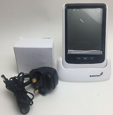 BRITISH GAS CURRENT COST Energy Monitor REPLACEMENT SCREEN/DISPLAY ONLY CC128