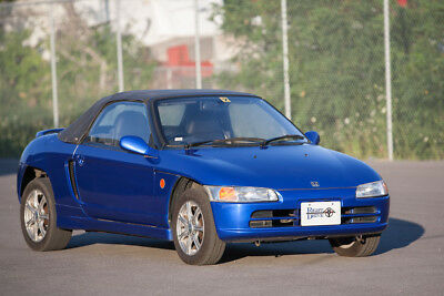 Honda: Beat 1991 Honda Beat Right Hand Drive JDM Kei Class Convertable Sports Car! FUN!