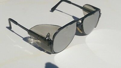Mirror shade Vintage Safety glasses.... Great for collectors.....