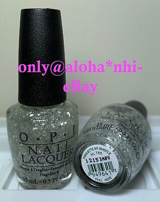 Opi Nail Lacquer NL T55 Pirouette My Whistle by OPI Nail Polish 0.5oz = 15ml
